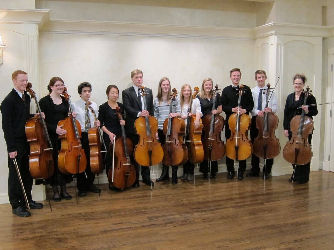 Students Of Megan Boyle Cello Studio Colorado Springs